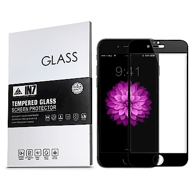 IN7 APPLE iPhone 6/6s Plus 3D全滿版鋼化玻璃貼
