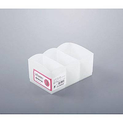 WAVA 日本SANADA 3格收納盒