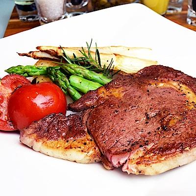 台北慶泰大飯店 金穗坊西餐廳 雙人海陸半自助式午/晚套餐(2張)