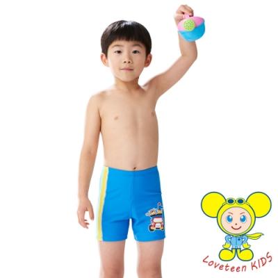 夏之戀 LOVETEEN KIDS男童五分泳褲