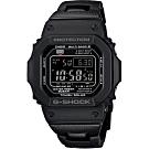 CASIO 卡西歐 G-SHOCK 太陽能電波手錶(GW-M5610BC-1)