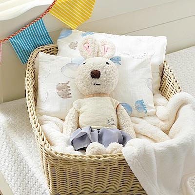 IN HOUSE-嬰兒麥管枕-大象飛飛