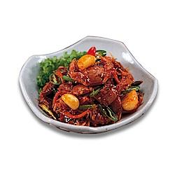 【韓味不二】 韓式辣醃小螃蟹 10
