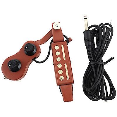PU-34拾音器(紅色)2段音量控制熱賣中
