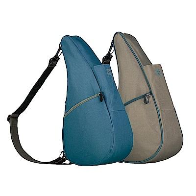 Healthy Back Bag 雙面水滴單肩側背包-S 貓眼藍
