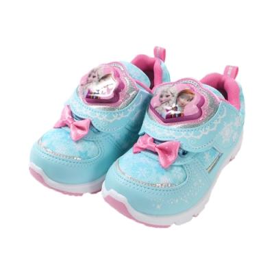 女童台灣製冰雪奇緣閃燈運動鞋 sa94456 魔法Baby