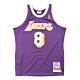 M&N Authentic球員版復古球衣 湖人隊 96-97 #8 Kobe Bryant product thumbnail 1