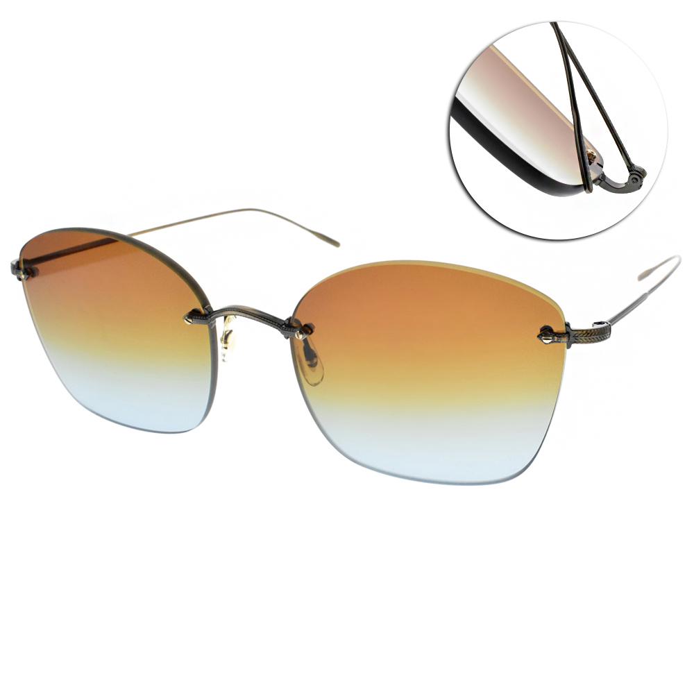 OLIVER PEOPLES太陽眼鏡 復古經典/銅 #MARLIEN 52845D