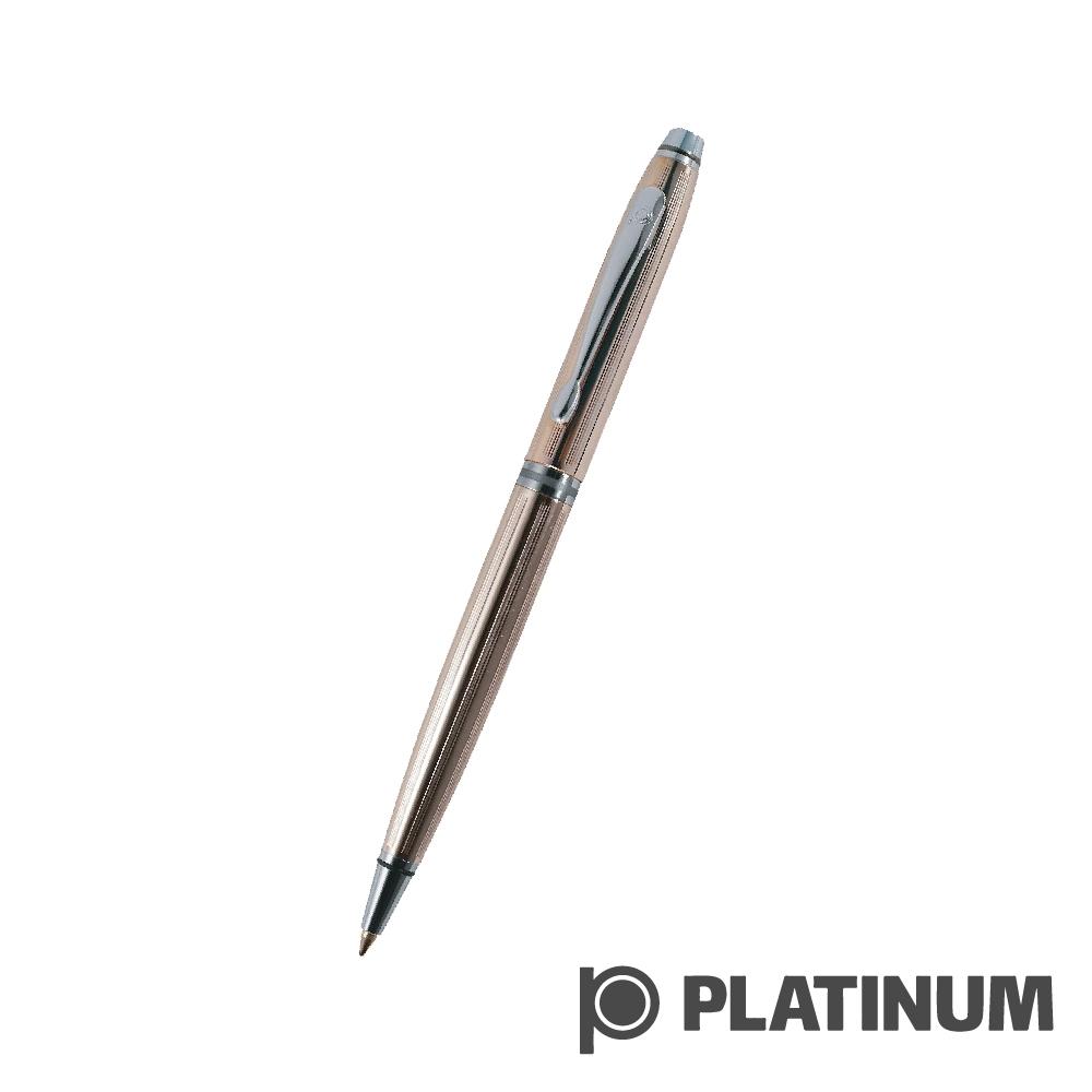 PLATINUM白金 原子筆 |  日系 現代玫瑰金 BKG-800