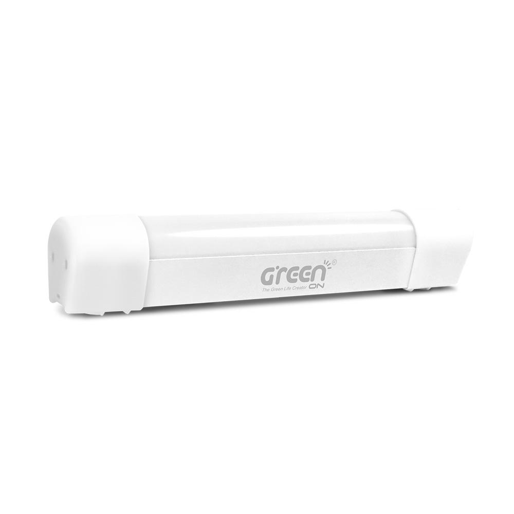 【GREENON】USB充電雙磁鐵工作燈 手電筒 維修燈 緊急照明