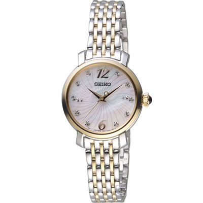 SEIKO 心動時刻時尚腕錶(SRZ522P1)28mm