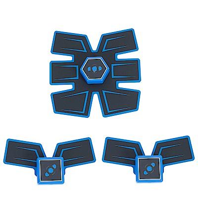 Mavoly 美樂麗 二代 中文語音 肌肉鍛鍊健身神器 OA-16 主機3個+貼片3片