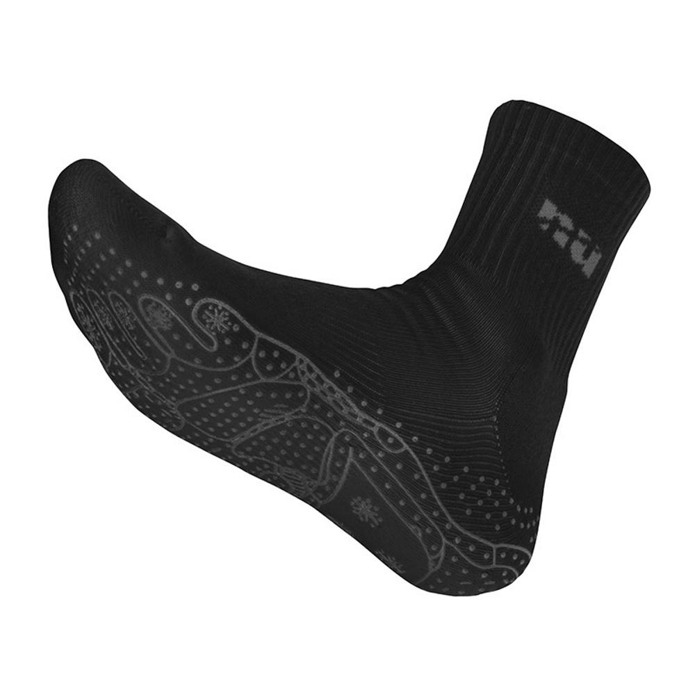 【恩悠數位】 NU 鈦鍺健康襪 (黑色系)
