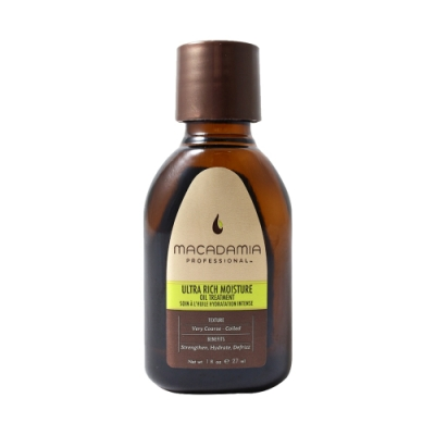 Macadamia Professional 瑪卡奇蹟油 超潤澤瑪卡油 27ml