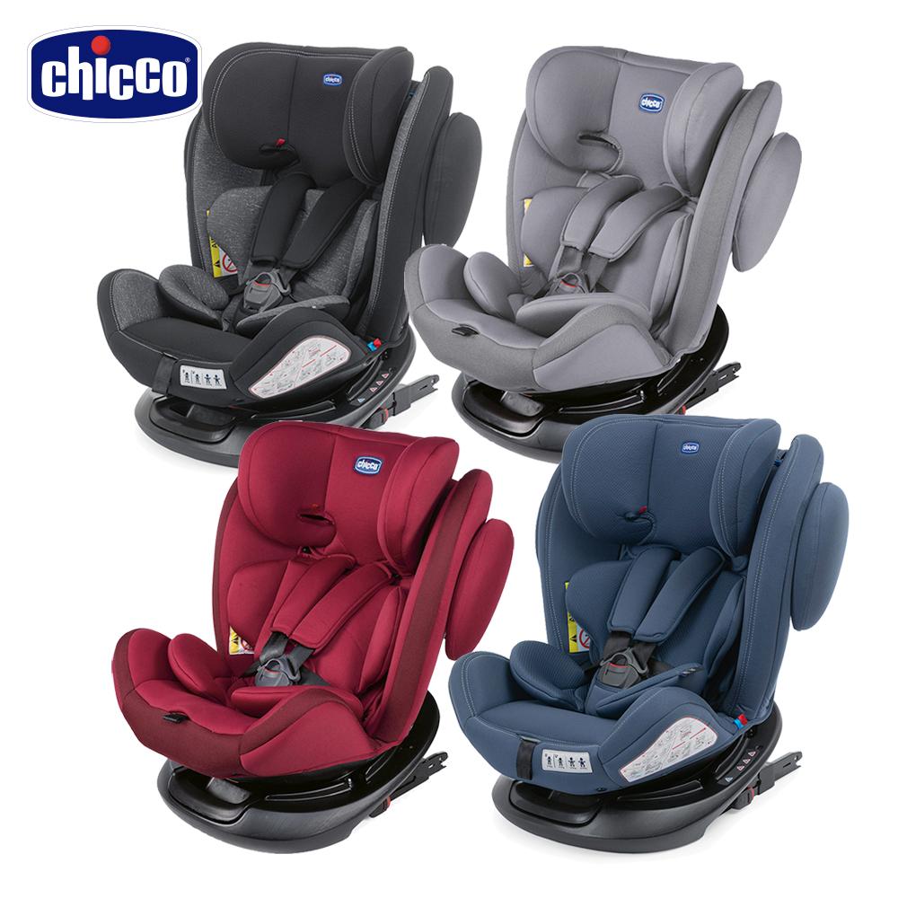 【新色上市】chicco-Unico 0123 Isofit安全汽座