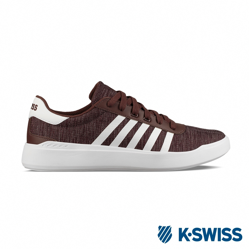 K-SWISS Heritage Light T休閒運動鞋-男-咖啡