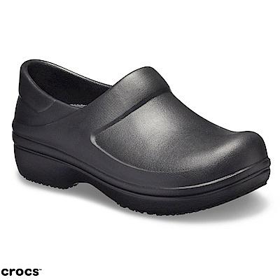 Crocs 卡駱馳 (女鞋) 娜莉雅工作鞋II 205384-001