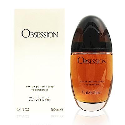 Calvin Klein cK Obsession 迷戀女性淡香精 100ml