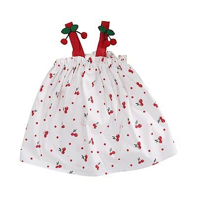 女童清涼吊帶裙 k51168 魔法Baby