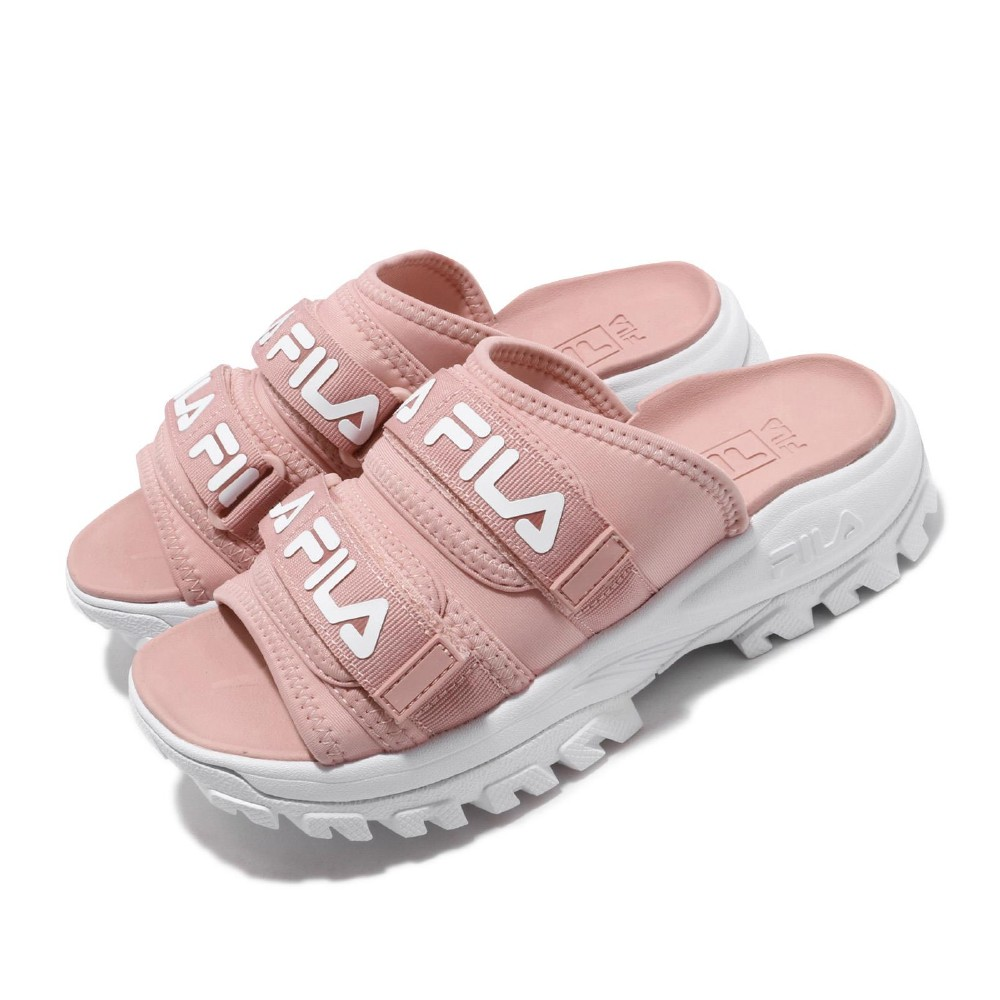 Fila 涼拖鞋 Outdoor Slide 穿搭 女鞋