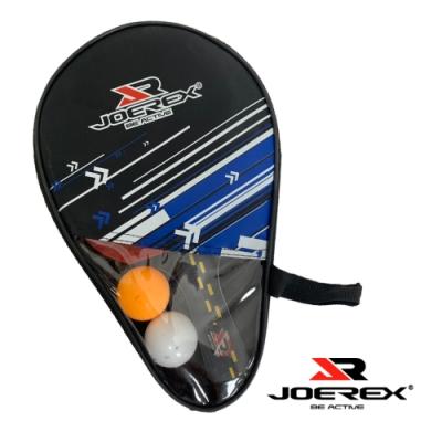 凡太奇  JOEREX 六星長柄雙反膠乒乓拍/桌球拍套裝 JTB601B - 速