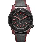 SQUALE 鯊魚錶 限量碳纖維T183系列 600米潛水機械錶