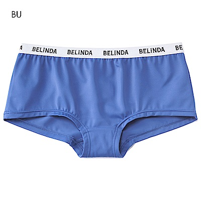 aimerfeel 運動風休閒低腰內褲-藍色-177327-BU