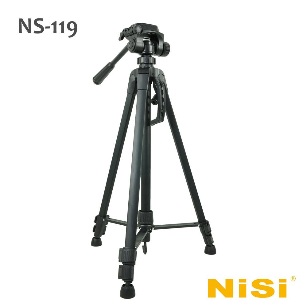 Nisi NS-119三節鋁合金腳架組