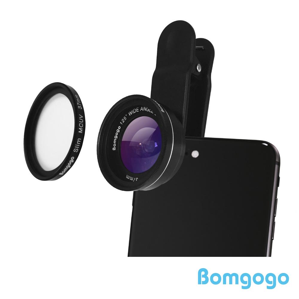 Bomgogo Govision L6 手機廣角微距鏡頭組(37mm)