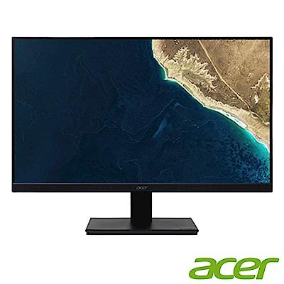 (福利品)Acer V227Q 22型美型窄邊框電腦螢幕