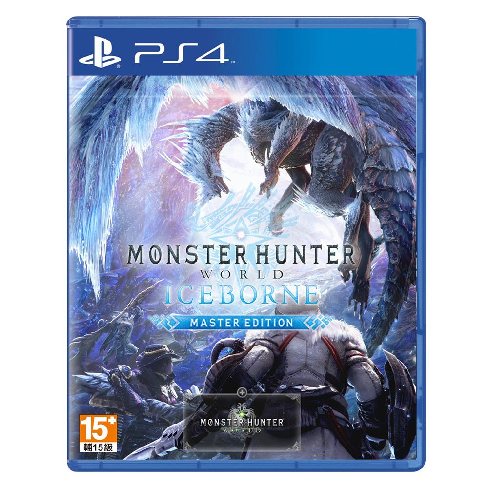 (預購) 魔物獵人 世界:Iceborne -- PS4  亞洲 中文一般版