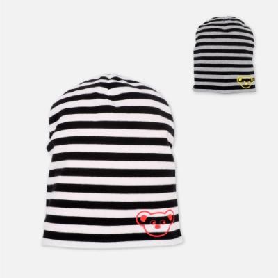 WHY AND 1/2 條紋遮耳帽 多色可選