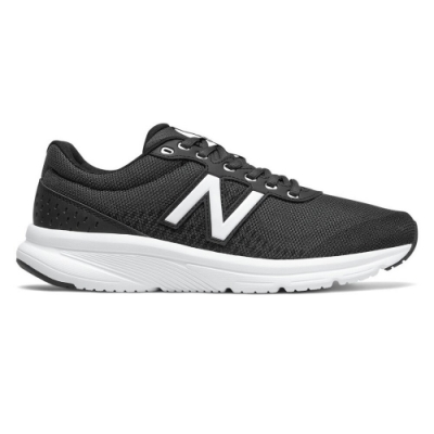 NEW BALANCE 運動鞋 慢跑鞋 健身 訓練 男鞋 黑 M411LB22E