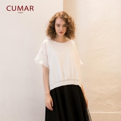【CUMAR】舒適休閒質感-襯衫 (二色/版型適中)