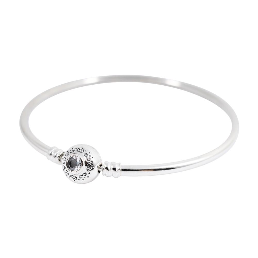 Pandora 潘朵拉 迪士尼系列 茉莉公主與阿拉丁鑲鋯925純銀手鍊手環