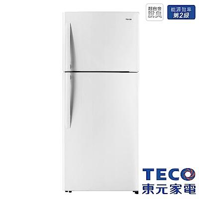 TECO東元 480L 2級變頻2門電冰箱 R4877XW