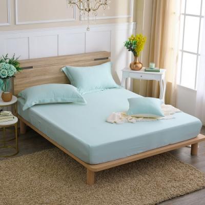 鴻宇 雙人特大床包組 天絲300織 最好的里爾克 台灣製