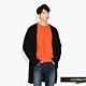 H:CONNECT 韓國品牌 男裝-開襟雙口袋針織外套 - 黑(快) product thumbnail 1
