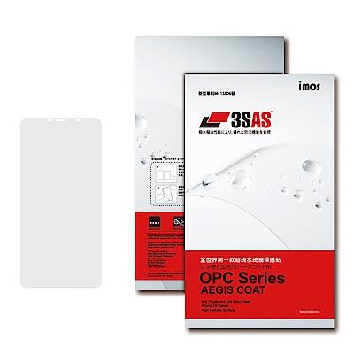 iMos 小米 MAX 3 3SAS 螢幕保護貼