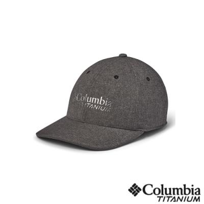 Columbia 哥倫比亞 中性 - 鈦 涼感快排棒球帽-灰色 UCU01750GY