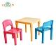 DELSUN 兒童桌椅組 小王子 product thumbnail 1