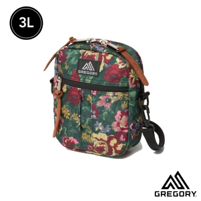 Gregory 3L QUICK POCKET斜背包 花園油彩