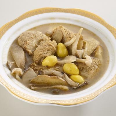 任-素食主義-首烏百菇湯(1200g/包)