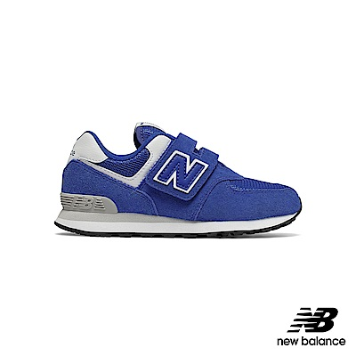 New Balance 復古鞋_YV574ES_兒童_深藍