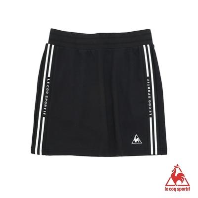 法國公雞牌短裙 LWN8215199-女-黑
