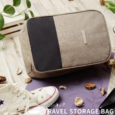 NaSaDen 鞋袋→高跟鞋/鞋類專用收納袋(咖啡棕)