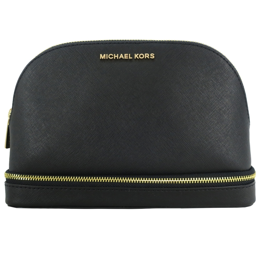 MICHAEL KORS GIFTABLES 素面防刮化妝包旅行組(大/三色選)