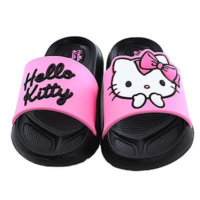 Hello Kitty休閒拖鞋 sk0515 魔法Baby