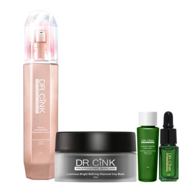 DR.CINK達特聖克 限定 深層淨化美肌潤澤組