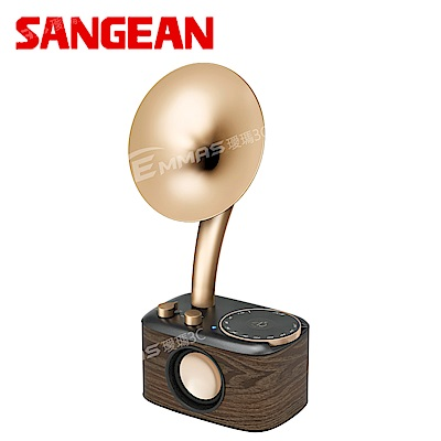 SANGEAN 藍芽音箱收音機 45週年紀念機種-蕭邦